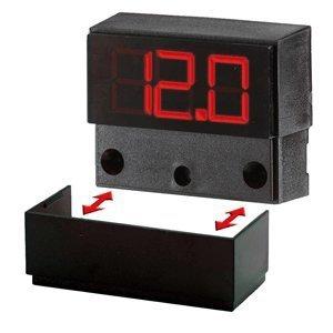 Paneltronics Digital Ac Voltmeter - The Amazing Quality Paneltronics Digital AC Voltmeter- 10-250VAC