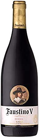 Vino Tinto Rioja Faustino V Reserva | 6 Botellas
