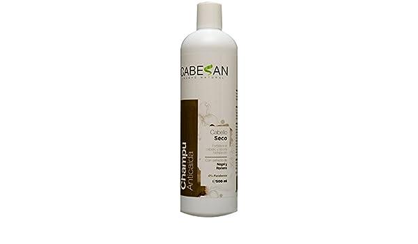 CABESAN Anticaida para Cabello Seco 500ml. 0% Parabenes con extracto de plantas: Amazon.es: Belleza