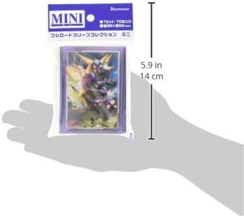 Cardfight! Vanguard Dead Heat Bullspike Card Game Character Mini Sleeves Collection Vol.416 Anime Art