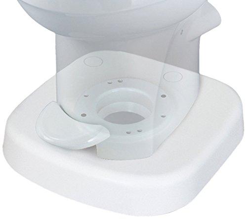 Thetford (24967 White 2-1/2'' Toilet Riser by Thetford