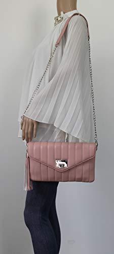 Taille Unique Poudré Pochette Pour Rose Swankyswans Femme Z8xBtFnwq