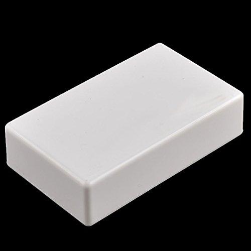 dealmux-plastic-electronics-water-resistant-desk-top-multipurpose-enclosure-box-case-white