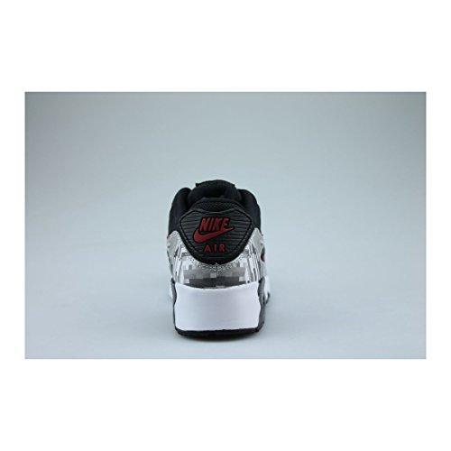 Nike 833491-001 Scarpe da ginnastica, Bebè-Bambini Nero (Black / Gym Rete / White), 28 EU (10.5|#Child UK Baby Boys )