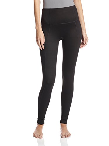 Spanx Active Women's Shaping Compression Close-Fit Pant Black Pants LG X 27