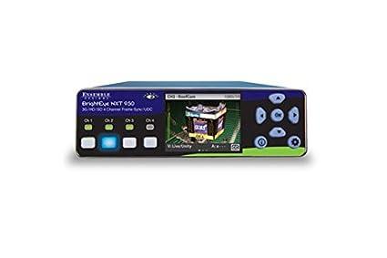 Amazon.com : Ensemble Designs BrightEye NXT 950 4 Channel SDI Frame ...