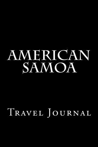 American Samoa: Travel Journal