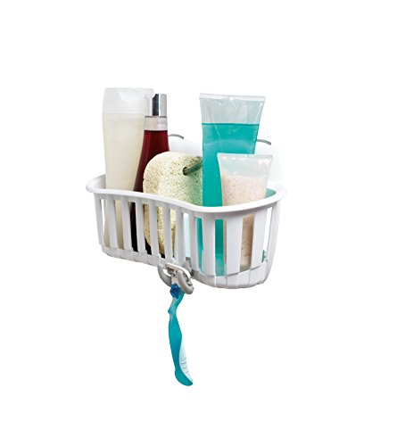 Amazon.com: Command Small Shower Caddy with Water-Resistant Strips ...
