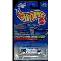 Hot Wheels 1999-982 Classic Games Series 2 of 4 Silhouette Ii 1:64 ()