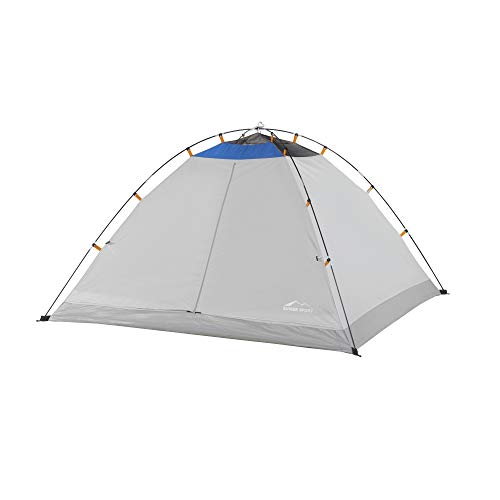 Suisse Sport 7 x 7-Feet Dome Tent with Rain Fly and Easy Setup (3 Person)