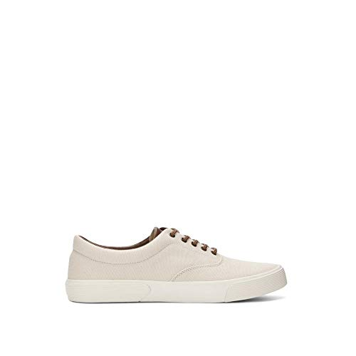 Unlisted by Kenneth Cole Men's Agent Sneaker, Off Off White, 10.5 M US (Unlisted White Shoes)