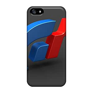 Iphone 5/5s Hard Cases With Awesome Look - JJP26440fOkC