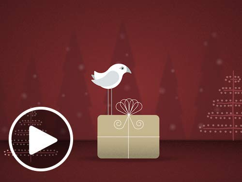 The Gift - Animated eGift Card
