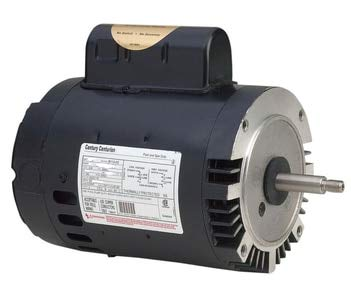 Century B638 3/4 HP 115 / 230 Volt 11.0 / 5.5 Amp Century C Face Pool Pump Motor - B638