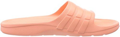 adidas Duramo Slide, Zapatos de Playa y Piscina Unisex Adulto Gris (Chacor/chacor/chacor Cg2795)