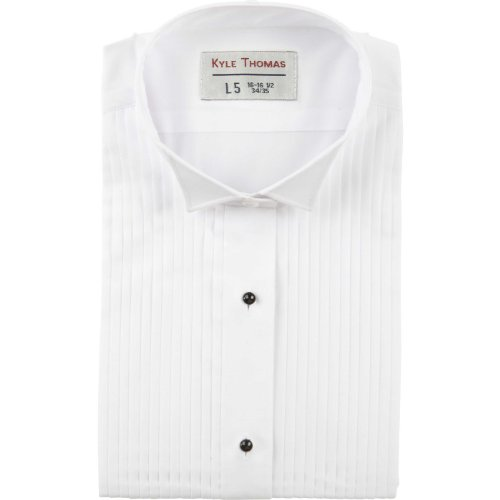 kyle-thomas-mens-1-4-pleat-wing-collar-tuxedo-shirt-s-145-neck-33-sleevewhite