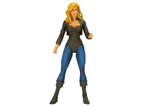 DC Universe CHLD DCU BLACK CANARY (Justice League Black Canary And Green Arrow)