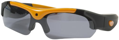 POV PRO25 HD Action Video Camera Sunglasses with Stereo A...