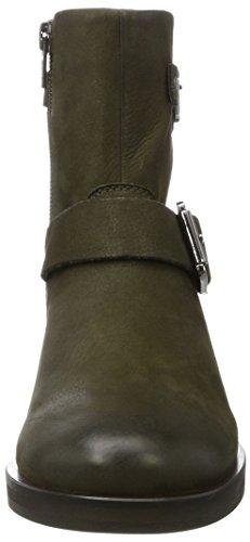 Ankle Green SPM Botas Mujer de 05106 Verde ZAPA Kaki para Boot Motorista 6qqnT5rZv
