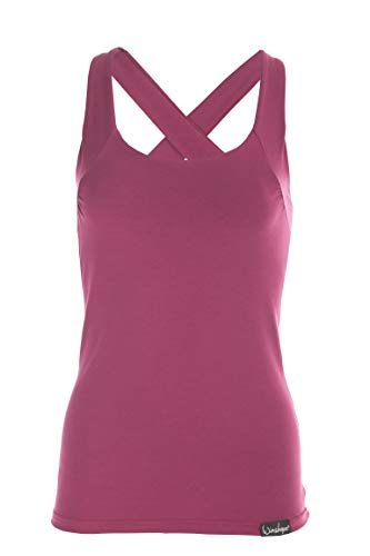Winshape Damen Cross Back Top