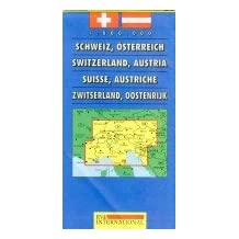 Routes Map Austria/Switzerland