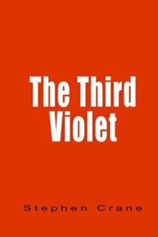 book cover of The Third Violet