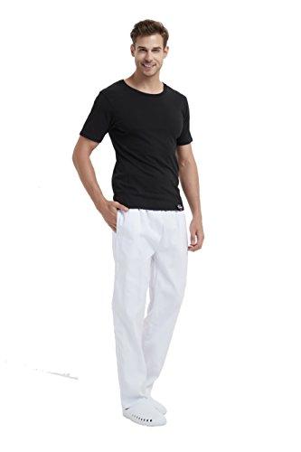 BSTT Homme Pantalons Pantalon de Travail Elastique Nouvelle amélioration