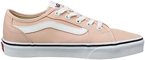 Vans WM Filmore Decon, Women's Sneakers, White ((Canvas