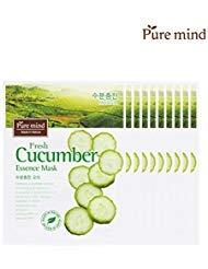 (Pure mind Essence Mask (Fresh Cucumber))