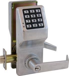 Alarm Lock DL5200 Trilogy Dual Sided Digital Keypad Lock (Standard Cylinder) by Alarm Lock
