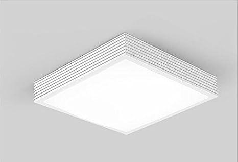 Wohnzimmerlampe Decke Modell : Khskx deckenleuchte led decke lampe rechteckige minimalistischen