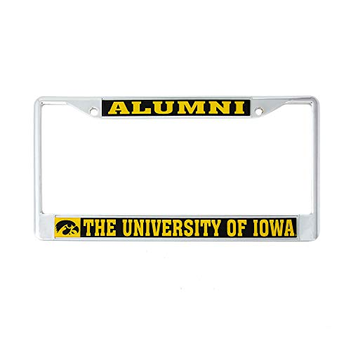 iowa hawkeye license plate frame - 4