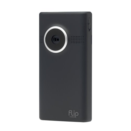 Flip Mino HD 8GB 120min ブラックの商品画像