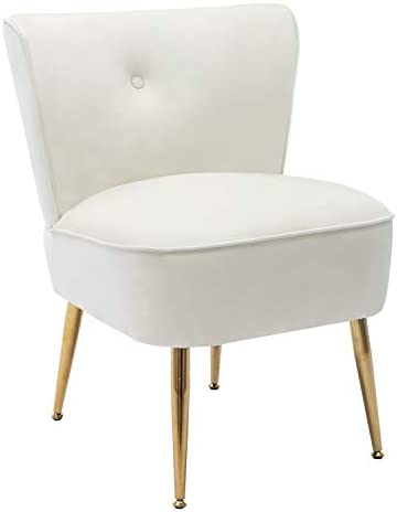 Merax Modern Upholstered Accent Side Chairs