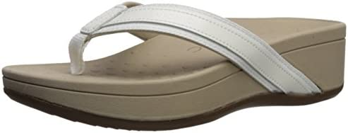 Ladies Mid Heel Flip Flops with