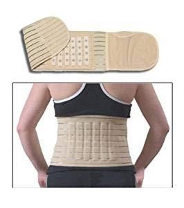 - Felicity Magnetic Waist Belt (Beige- Medium), Beige, Medium