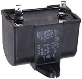 Condensador 5 Mf 430 V para campanas de diferentes marcas: Amazon.es: Grandes electrodomésticos