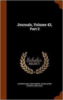 Journals, Volume 43, Part 2