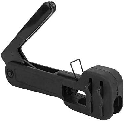 SSY-YU RG59 / 6 RG11同軸ケーブルクリンパー、F/BNCジョイント用F型ヘッド圧着ペンチ同軸圧縮圧着工具ワイヤークリンパプライヤー ペンチ 切断工具
