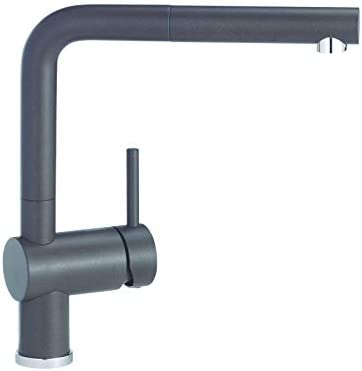 Blanco 441198 Linus Pullout Kitchen Faucet, Caf Brown