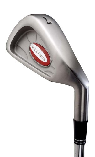 (Medicus Women's Maximus Hittable Weighted 7 Iron (Women's Right-Handed))