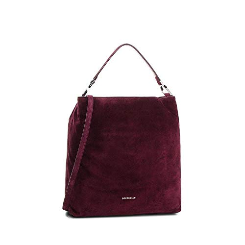 In Ci1130101 Coccinelle Donna Grape Borsa Keyla Suede R04 vgww8qdY