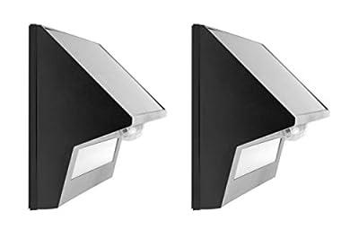 LED Wall Fixture Solar
