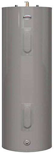 New Richmond Rheem 6e50-d 50 Gallon Tall Electric Hot Water Heater 3326543