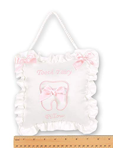 Buy tooth fairy door pillow