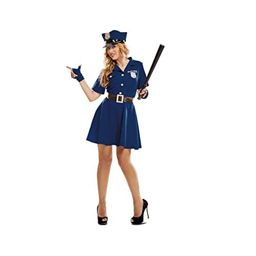My Other Me Costume de police femme, taille s (viving costumes mom00989)