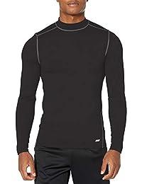 Amazon Essentials Control Tech - Camiseta térmica de Manga Larga Camisa para Hombre