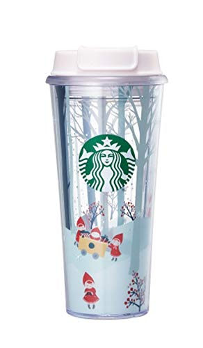 Starbucks Holiday Forest Florence Tumbler 16oz