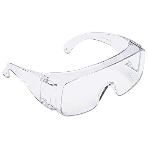 3M Tour-Guard V Protective Eyewear,Clear Protective Eyewear,Bulk Pack,100/case, TGV01-100