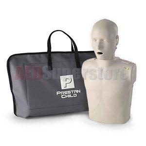 New Prestan Child CPR-AED Training Manikin - w/ CPR Monitor Prestan Products